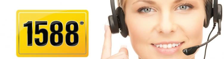 Meta iššūkį internetui – informacija telefonu 1588 bus nemokama