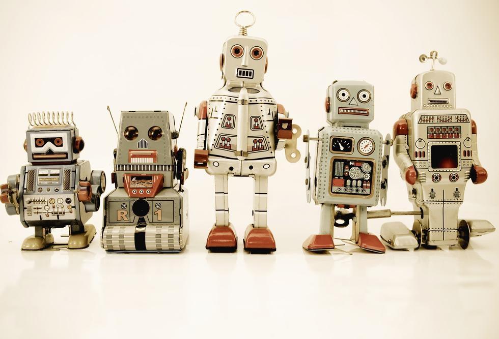 Kada robotai perims mūsų profesijas?