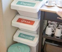 Pasirūpinkite namų atliekomis