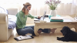Kaip produktyviai išnaudoti savo laiką ir išlaikyti motyvaciją dirbant namuose?