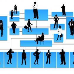 Įmonės valdymo struktūra