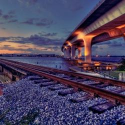 Geležinkelių logistikos ypatumai