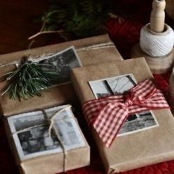 Patarimai, padėsiantys originaliai supakuoti dovanas