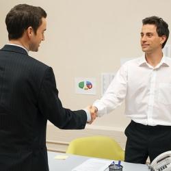 Pagrindinės sėkmingo darbo pokalbio taisyklės
