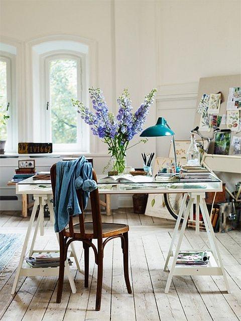 Originalios namų biuro idėjos