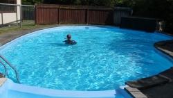 Kokį baseiną statyti savo kieme?