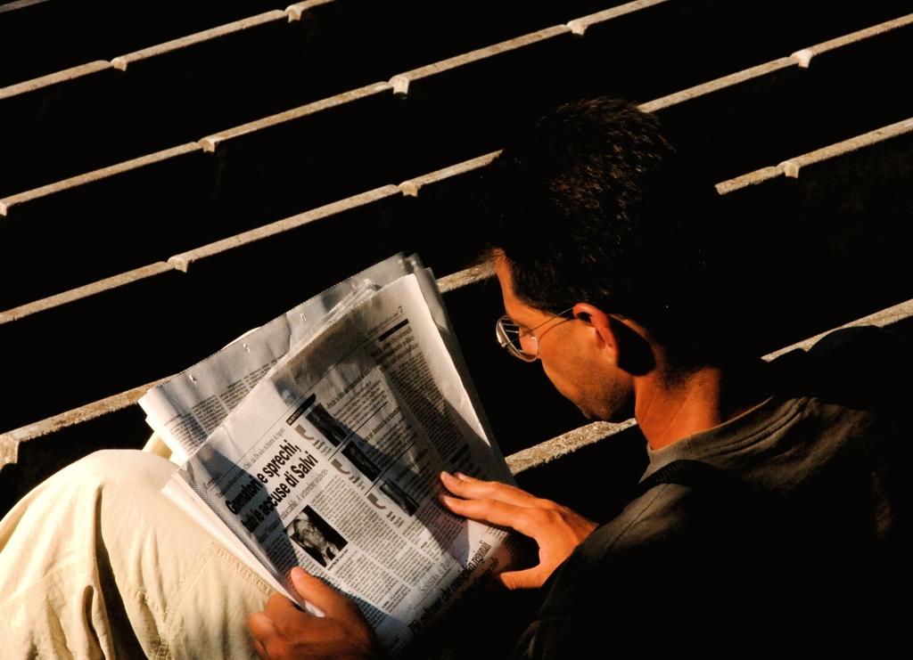 Reklama spaudoje: dabartinė situacija ir ateities perspektyvos