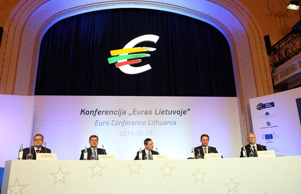 Euro įvedimas – istorinis Lietuvos žingsnis glaudesnės Europos, didesnio saugumo ir gerovės link