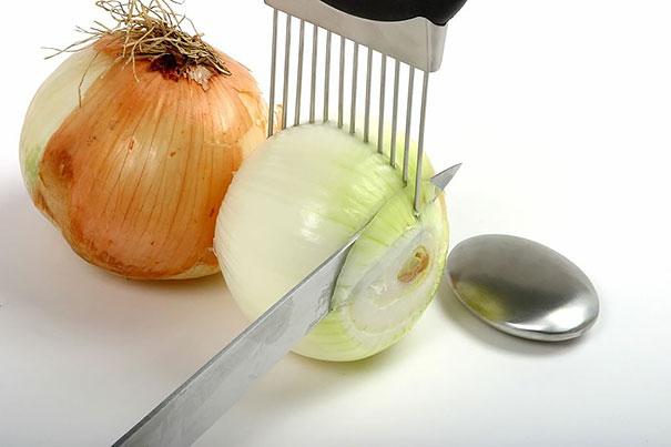 svogūnų laikiklis