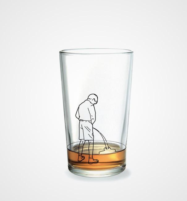 įdomios stiklinės