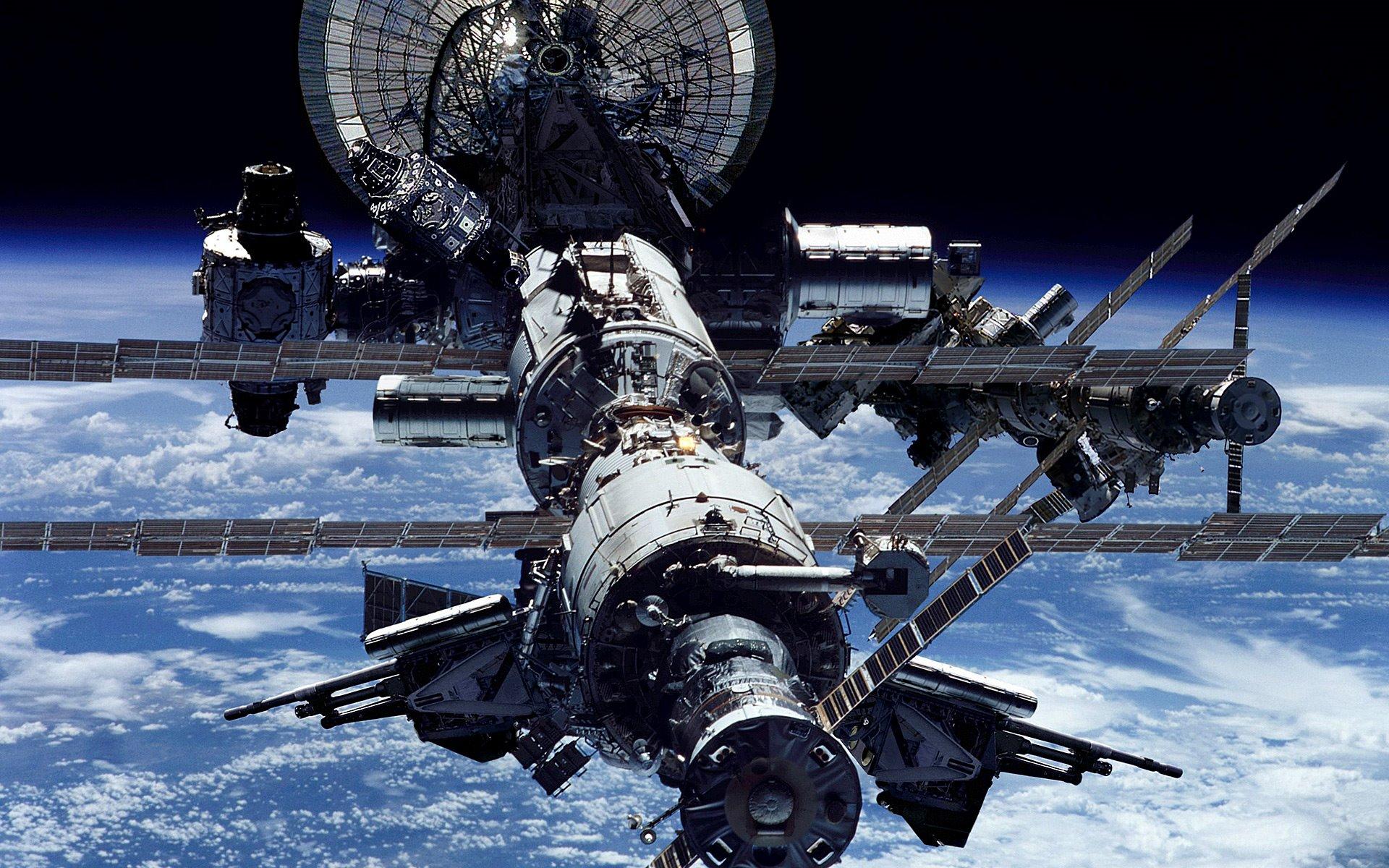 kosmoso stotis