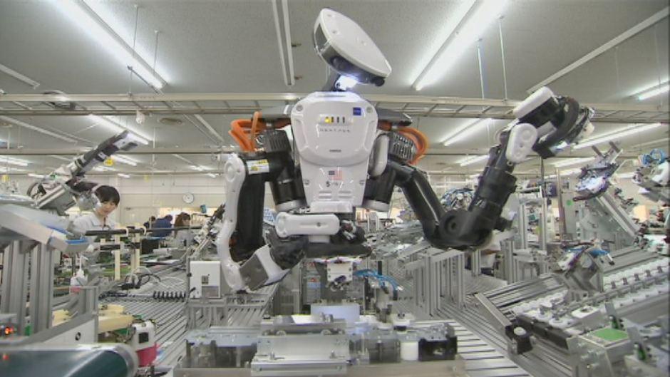 robotai darbe