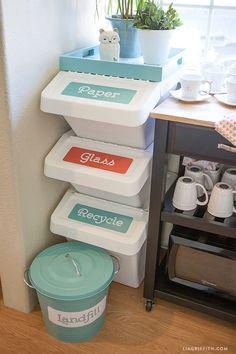 namų atliekos