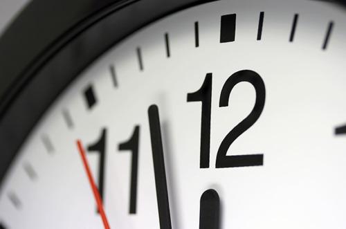 tiksintis laikas