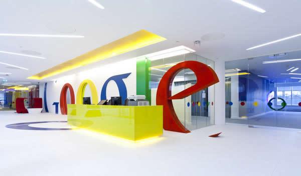 Google biuras